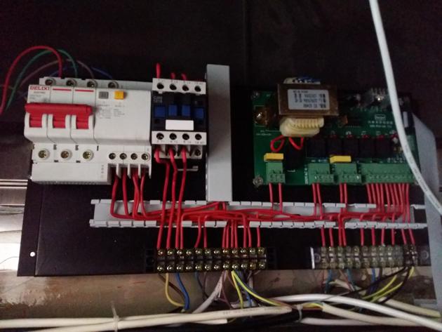 风淋室电路板故障如何处理?